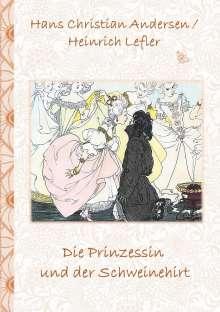 Hans Christian Andersen: Die Prinzessin und der Schweinehirt, Buch