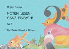 Mirjam Fischer: Noten lesen - ganz einfach!, Buch