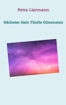 Petra Liermann: Nächster Halt: Fünfte Dimension, Buch