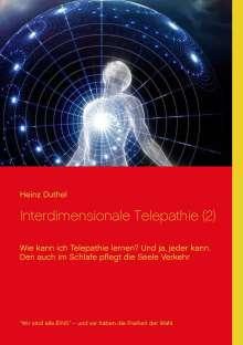 Heinz Duthel: Interdimensionale Telepathie (2), Buch