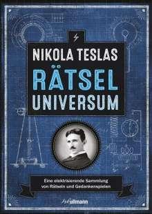 Richard Wolfrik Galland: Nikola Teslas Rätseluniversum, Buch