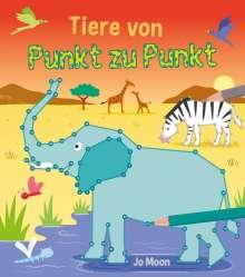 Tiere von Punkt zu Punkt, Buch