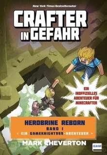 Mark Cheverton: Crafter in Gefahr, Buch