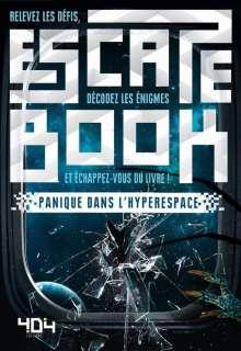 Eric Nieudan: Escape Book, Buch