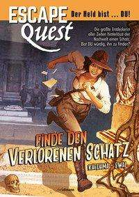 Escape Quest, Buch