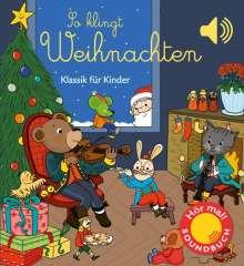 Emilie Collet: So klingt Weihnachten, Buch