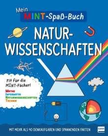 Stephanie Clarkson: Mein MINT-Spaßbuch: Naturwissenschaften, Buch