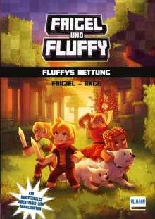 Frigiel: Frigel und Fluffy: Fluffys Rettung, Buch