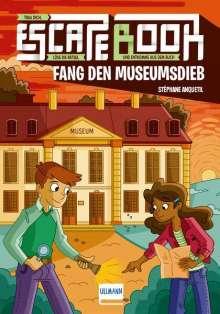 Stéphane Anquetil: Escape Book Kids, Buch