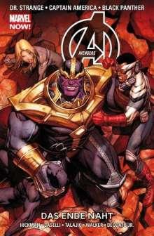 Jonathan Hickman: Avengers - Marvel Now! 08 - Das Ende naht, Buch