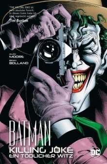 Alan Moore: Batman: Killing Joke - Ein tödlicher Witz, Buch