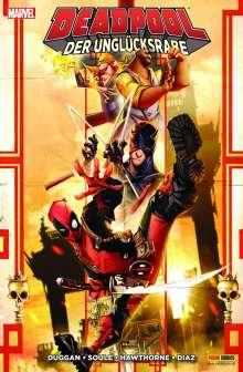 Gerry Duggan: Deadpool: Der Unglücksrabe, Buch