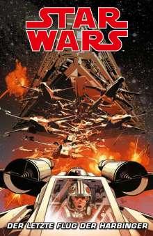 Jason Aaron: Star Wars Comics: Der letzte Flug der Harbinger (Ein Comicabenteuer), Buch