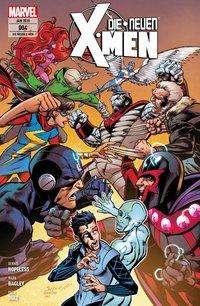 Dennis Hopeless: Die neuen X-Men, Buch