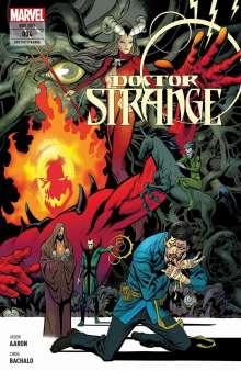 Jason Aaron: Doctor Strange, Buch