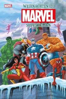 Charles Soule: Weihnachten mit den Marvel-Superhelden, Buch