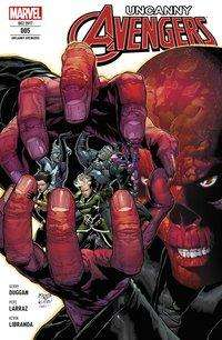 Gerry Duggan: Uncanny Avengers, Buch