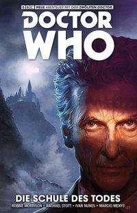 Robbie Morrison: Doctor Who - Der zwölfte Doctor 04, Buch
