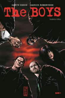 Garth Ennis: The Boys: Gnadenlos-Edition, Buch