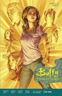 Joss Whedon: Buffy The Vampire Slayer (Staffel 11), Buch