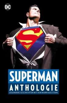 Frank Miller: Superman Anthologie, Buch