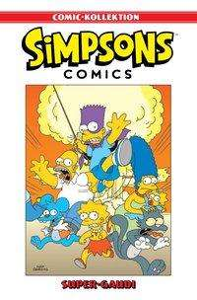 Matt Groening: Simpsons Comics-Bd.18 Super Gaudi, Buch
