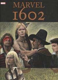 Neil Gaiman: Marvel 1602 Deluxe, Buch