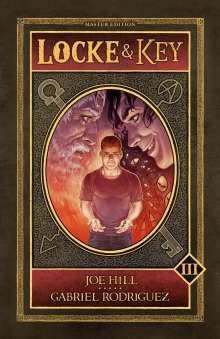 Joe Hill: Locke & Key Master-Edition, Buch