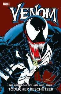 David Michelinie: Venom: Tödlicher Beschützer, Buch