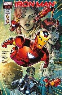 Brian Michael Bendis: Iron Man, Buch