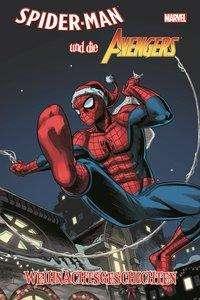 Darwyn Cooke: Spider-Man und die Avengers: Weihnachtsgeschichten, Buch