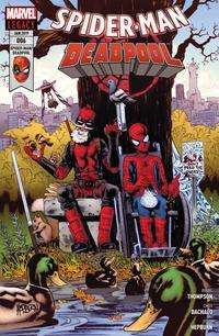 Robbie Thompson: Spider-Man/Deadpool, Buch