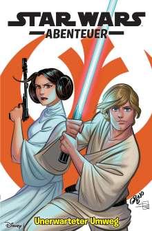 Landry Q. Walker: Star Wars Abenteuer, Buch