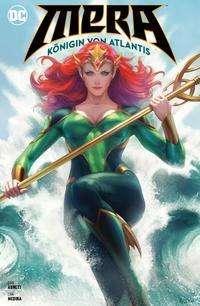 Dan Abnett: Mera - Königin von Atlantis, Buch