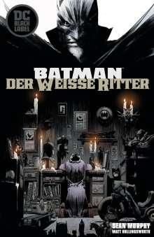 Sean Murphy: Batman: Der Weiße Ritter, Buch