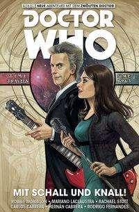 Robbie Morrison: Doctor Who - Der zwölfte Doctor, Buch