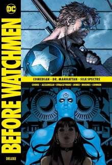 Darwyn Cooke: Before Watchmen Deluxe, Buch