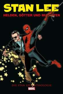 Stan Lee: Stan Lee Anthologie, Buch