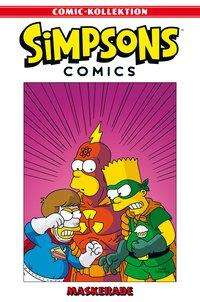 Matt Groening: Simpsons Comic-Kollektion, Buch