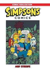 Matt Groening: Simpsons Comic-Kollektion, Buch