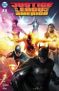 Steve Orlando: Justice League of America, Buch