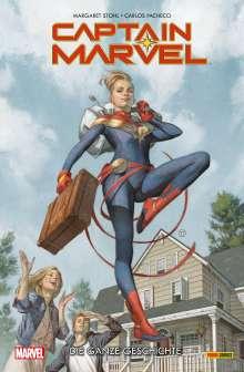 Margaret Stohl: Captain Marvel: Die ganze Geschichte, Buch