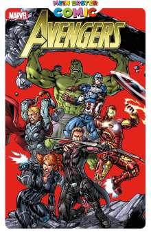 Joe Caramagna: Mein erster Comic: Avengers, Buch