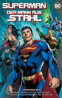 Brian Michael Bendis: Superman: Der Mann aus Stahl, Buch
