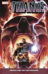 Donny Cates: Thanos Megaband, Buch
