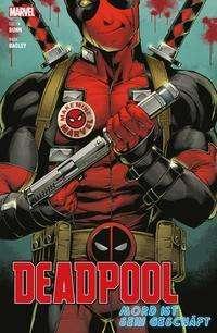 Cullen Bunn: Deadpool: Mord ist sein Geschäft, Buch