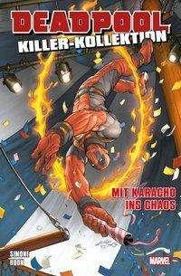 Gail Simone: Deadpool Killer-Kollektion, Buch