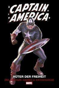 Stan Lee: Captain America Anthologie, Buch