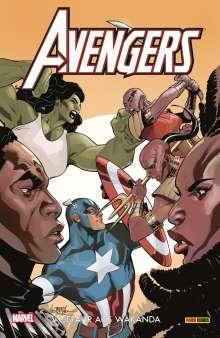 Nnedi Okorafor: Avengers: Gefahr aus Wakanda, Buch