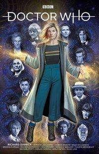 Jody Houser: Doctor Who - Im Angesicht des Dreizehnten Doctors, Buch